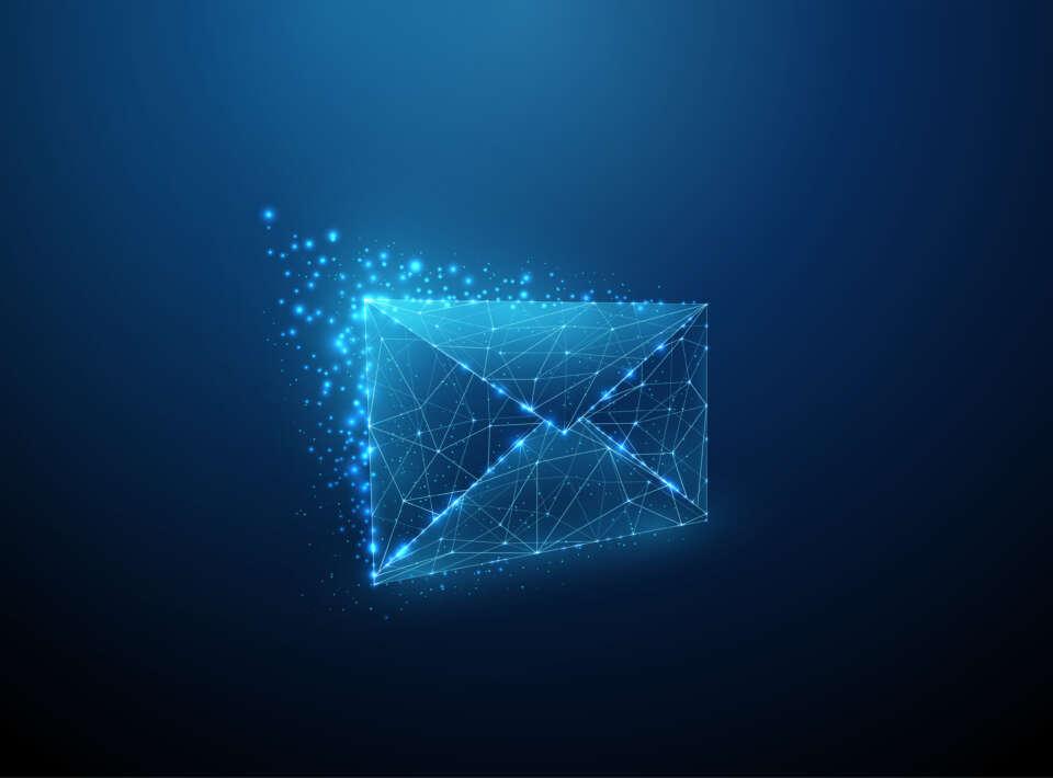 Weltweit erste E-Mail