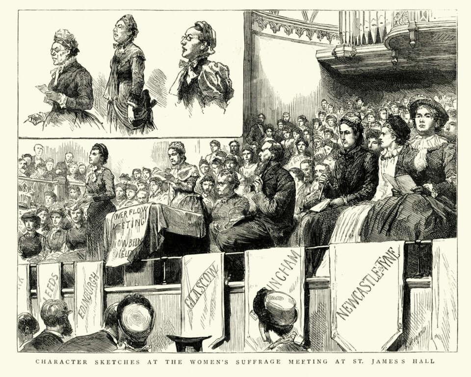 Einführung Frauenstimmrecht in der Schweiz