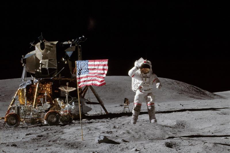 Erste Mondlandung
