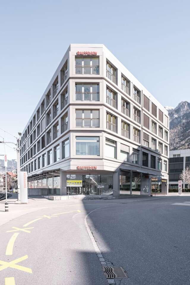 Umzug der Geschäftsstelle an den Bahnhofplatz 6 in Chur