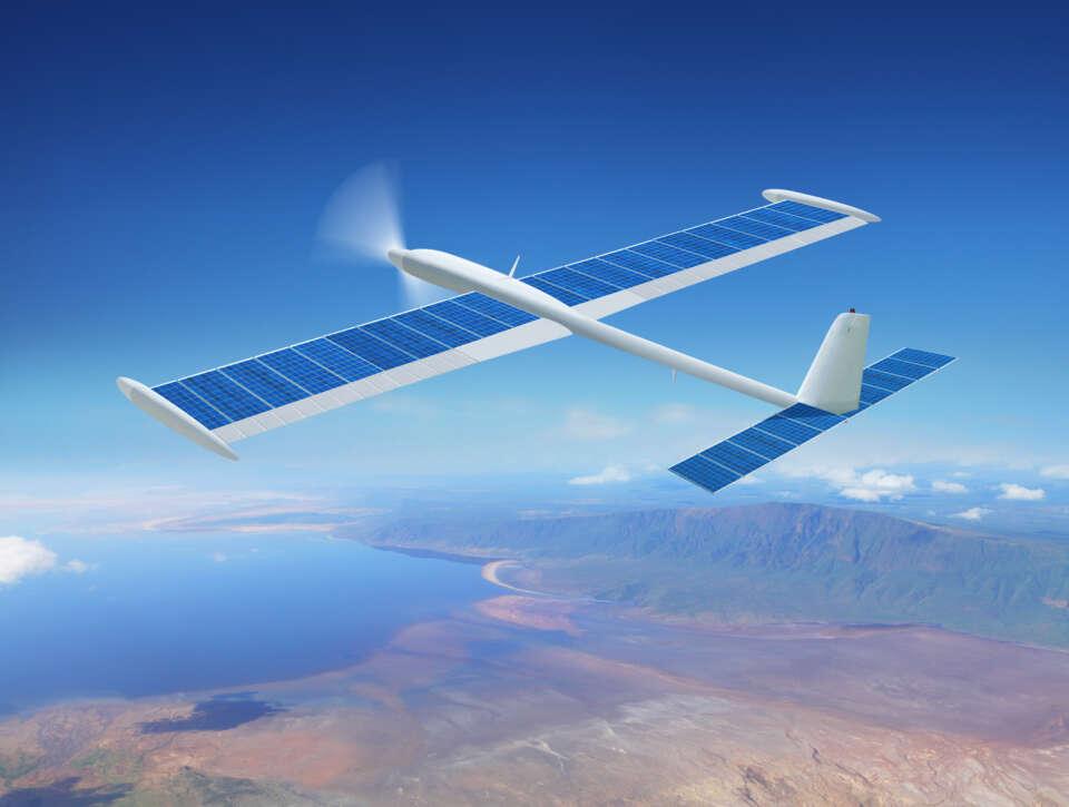 Die erste Weltumrundung in einem Solarflugzeug