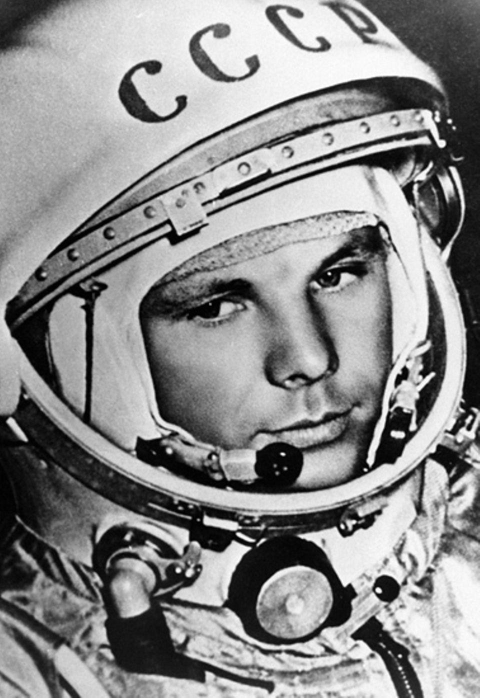 Juri Gagarin – Erster Mensch im Weltraum