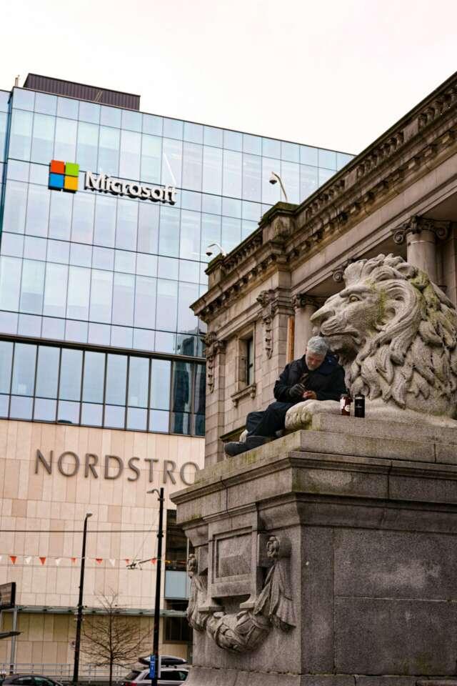 Die Geburt von Microsoft