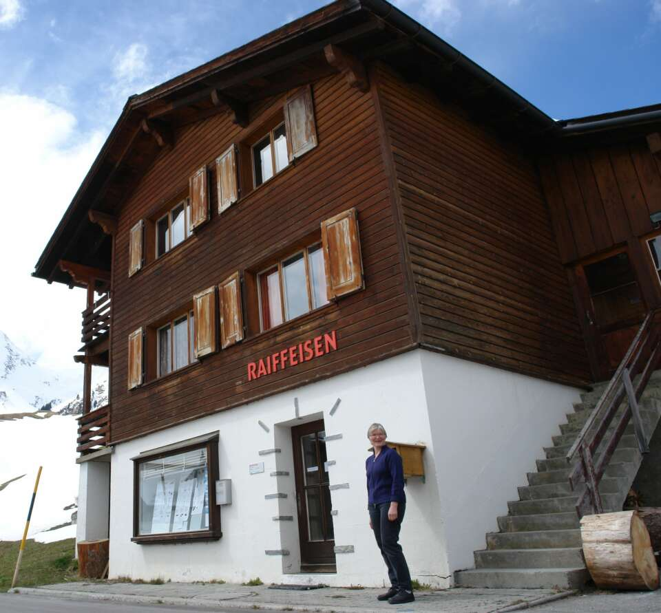 Gründung der Raiffeisenkasse Tenna