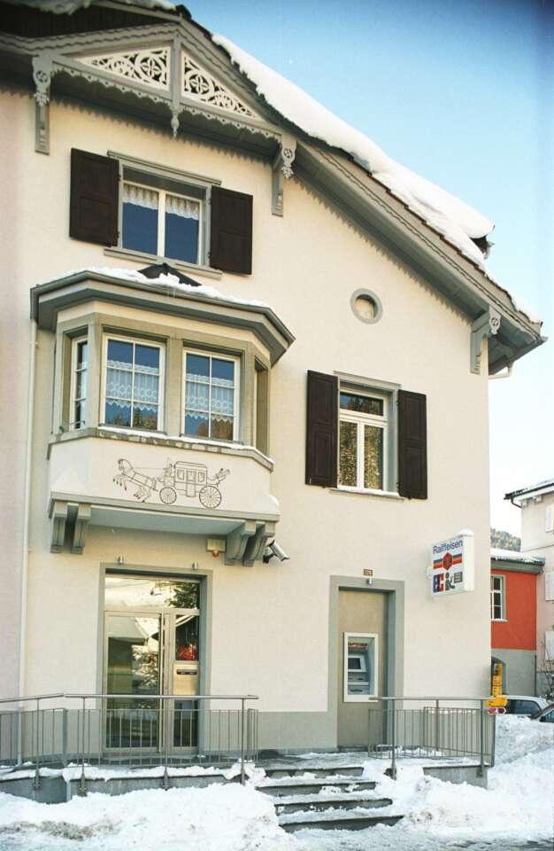 Gründung der Raiffeisenkassen Rhäzüns und Churwalden