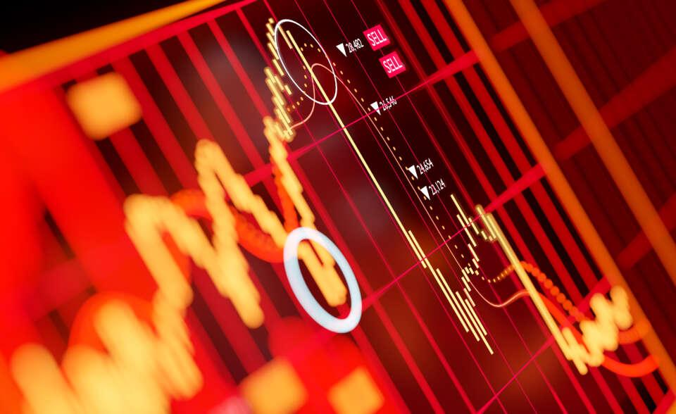 Zinsen für Bundesobligationen im negativen Bereich